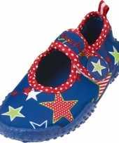 Uv waterschoenen blauw ster voor kinderen trend