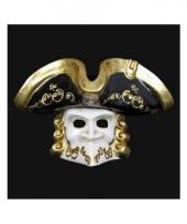 Venetiaans heren casanova masker trend