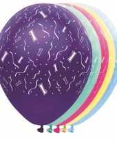 Verjaardag 1 jaar helium ballonnen trend