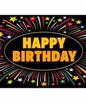 Verjaardag wenskaart happy birthday trend
