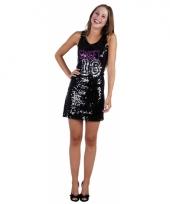 Verjaardagoutfit zwart sweet 16 jurkje trend