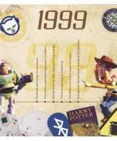 Verjaardagskaart met muziekhits uit 1999 trend