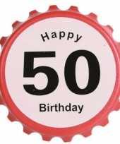 Verkeersbord flesopener 50 jaar trend 10055688