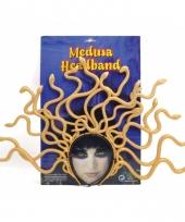 Verkleed diadeem medusa griekse mythologie trend