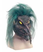 Verkleed geest masker boommens voor volwassenen trend