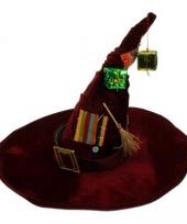 Verkleed hoed voor heksen trend
