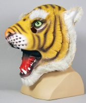 Verkleed masker tijger trend