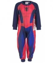 Verkleed onesie spiderman trend