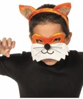Verkleedsetje vos voor kinderen trend