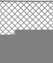 Vierkantjes sjabloon voor verfsprays 30 x 30 cm trend