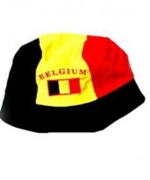 Visser hoed belgie trend