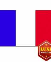 Vlaggen frankrijk 100 x 150 cm trend