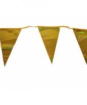 Vlaggenlijn bling thema 3 meter trend