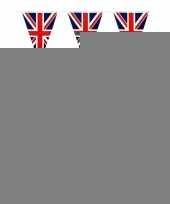 Vlaggenlijn engeland landen thema versiering 10 meter trend