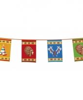 Vlaggenlijn indiaan 10 meter trend