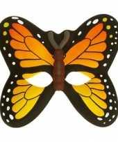 Vlinder feestmasker trend