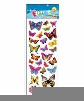Vlinders agenda stickervellen trend