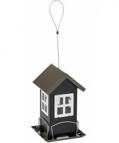 Voederhuisje voor vogels 19 cm trend