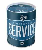 Volkswagen auto artikelen spaarpot trend