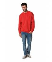 Voordelige heren sweatshirts trend