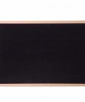 Voordelige krijtborden 30 x 40 cm trend
