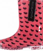 Voordelige meisjes regenlaarzen roze trend 10086153
