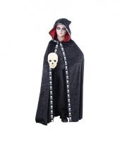 Voordelige zwarte cape voor kinderen trend