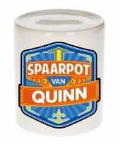 Vrolijke quinn spaarpotten voor kinderen trend