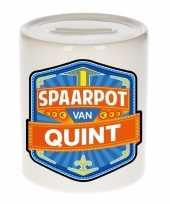 Vrolijke quint spaarpotten voor kinderen trend