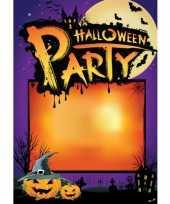 Wanneer en waar halloween poster trend