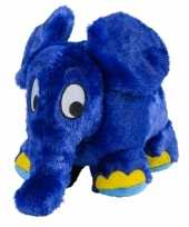Warme knuffel kruik olifant trend