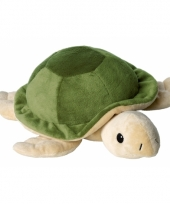 Warme knuffel kruik schildpad trend