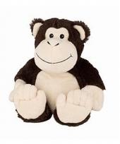 Warmteknuffels aap trend