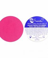Water schmink fel roze trend