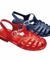 Waterschoenen voor kinderen rood trend