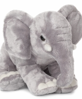Wereld natuurfonds olifant knuffels trend 10037525