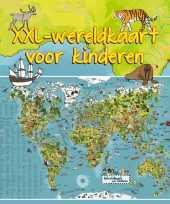 Wereldkaart xxl voor kinderen trend