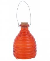 Wespenvanger oranje 14 cm trend