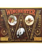 Western decoratie winchester trend