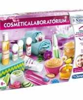 Wetenschap speelgoed cosmetica lab trend