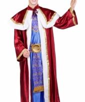 Wijzen uit het oosten melchior kostuum voor heren trend