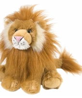Wild republic knuffel leeuw 30 cm trend