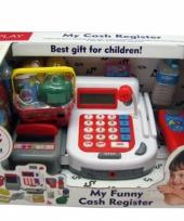 Winkeltje spelen kassa voor kinderen trend