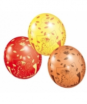 Winnie de poeh ballonnen set van 5 trend