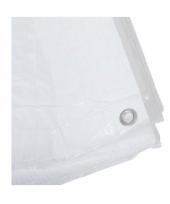 Wit afdekzeil dekzeil 4 x 5 meter trend