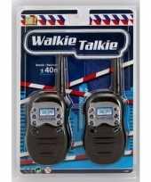 Wit oranje walkie talkie voor kinderen trend