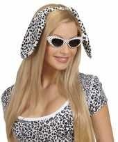 Wit zwarte oren dalmatier trend