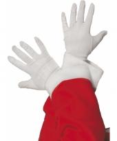 Witte feest handschoenen trend