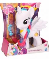 Witte my little pony schoenkado pop 20 cm trend