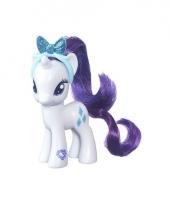 Witte my little pony schoenkado pop 8 cm trend